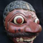 Dance Mask – VISHNU – BaliDance Mask – VISHNU – Bali