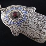 Hand of Fatima n. 01 – Khamsa – Meknes, MoroccoMano di Fatima – Khamsa – Meknes, Marocco