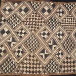 Kuba Cloth – BUSHOONG – DR CongoKuba Cloth – BUSHOONG – DR Congo