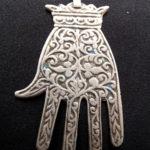 Hand of Fatima n. 05 – Khamsa – Berber, Essaouira, MoroccoHand of Fatima – Khamsa – Berber, Essaouira, Morocco