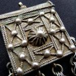 Berber Talisman – Prayer Box – MoroccoBerber Talisman – Prayer Box – Morocco