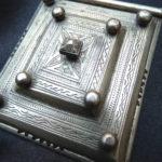 Berber Talisman – KITAB – MauritaniaBerber Talisman – KITAB – Mauritania