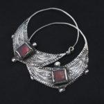 Earrings – IDA OU NADIF – Berber – MoroccoEarrings – IDA OU NADIF – Berber – Morocco