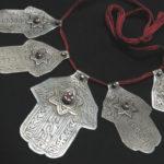 Hands of Fatima n. 08 – Seal of Solomon – Berber – South MoroccoHands of Fatima – Seal of Solomon – Berber – South Morocco