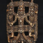 Ivory Plaque – Edo Peoples, Benin Kingdom – Nigeria