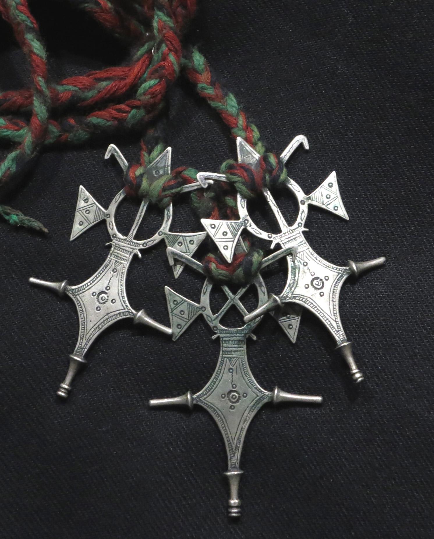 Taureg Cross