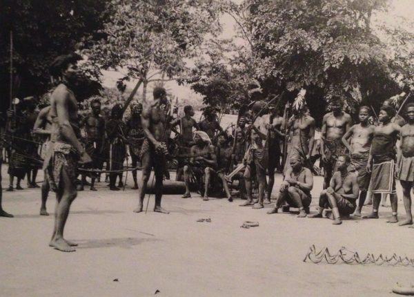 Iyembe wedding ceremony