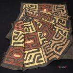 Large Kuba Raffia Skirt – NGONGO – DR Congo