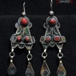 Berber Earrings – Kabyle – Algeria