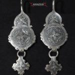 Berber Earrings – Ida Ou Semlal, Western Anti Atlas, Morocco