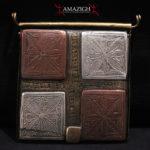 Berber Talisman – KITAB – Mauritania – Rare Openable Piece