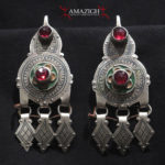 Berber Earrings – Tiznit, South Morocco