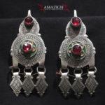 Berber Earrings – Tiznit, South Morocco