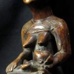 Bakongo Yombe MOTHER / CHILD Figures – Republic of Congo