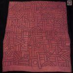 Kuba Raffia Cloth – BUSHOONG – DR Congo