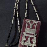 Tuareg Leather Wallet – Bella Amulet – Niger