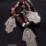 Sahrawi Necklace – Hand of Fatima – Western Sahara