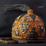 Lega Ceremonial Hat – Bwami Society – D.R.Congo