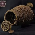 Elaborate Spiral Currency – FALI / CHAMBA – Northen Cameroon