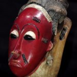 Baule Ceremonial Mask – Ivory Coast
