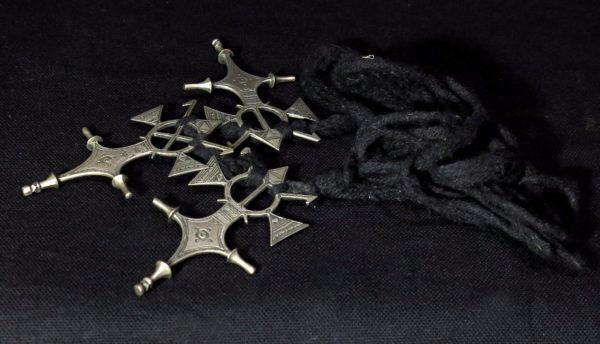 Tuareg Crosses – Tahoua – Niger
