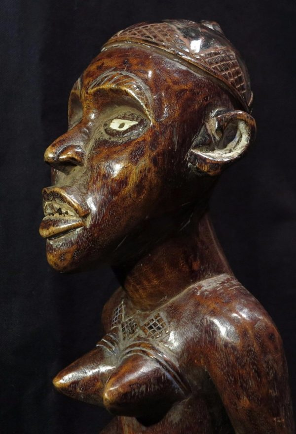 Bakongo-Yombe Maternity Figure – PHEMBA – Republic of Congo