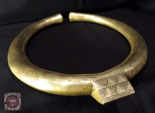 Massive Torque Necklace – TEKE Tribe – DR Congo