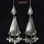 Berber Earrings – South Morocco
