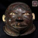 Makonde LIPIKO Helmet Mask – Tanzania