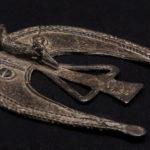 Lobi Bronze Amulet – Bird – Burkina Faso