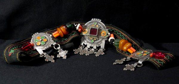 Berber Headband – Tafraout, South Morocco
