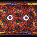 Berber Fabric – Anti Atlas, South Morocco