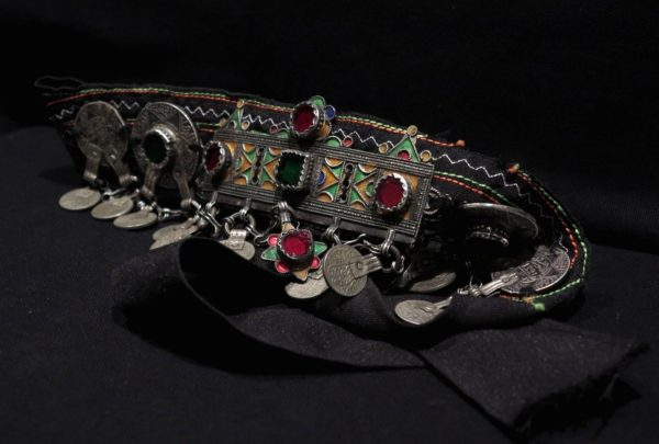 Berber Headband – Tiznit, South Morocco