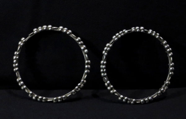 Pair Berber Bracelets – Guelmim, South Morocco