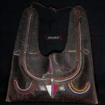Maasai Leather Bag – OLBENE – Kenya
