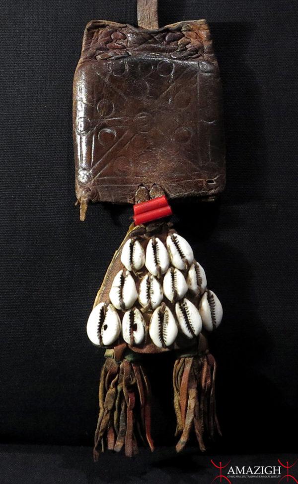 Tuareg Leather Wallet – Khomissar – Niger