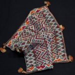Berber Pillow – Zemmour Tribe – Middle Atlas, Morocco