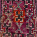 Berber Rug – Azilal, High Atlas Mountains, Morocco