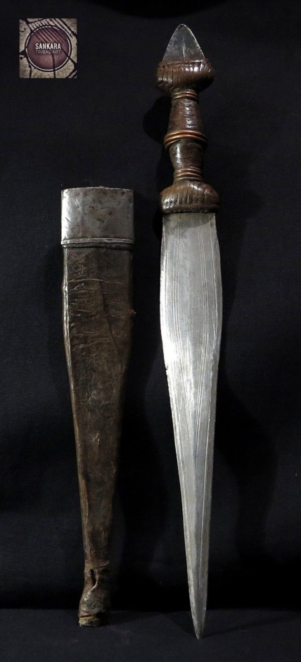 Tebu Knife – Libya