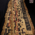 Kuba Ngende Cloth Ceremonial Over Skirt – DR Congo