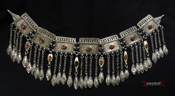 Turkoman Gilded Silver Headband – Central Asia