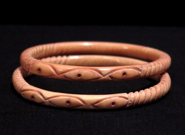 Old Pair Ivory Bracelet – Mali