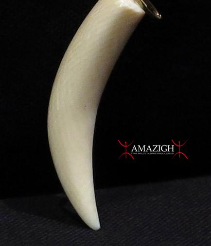 Old Ivory Amulet – Mali