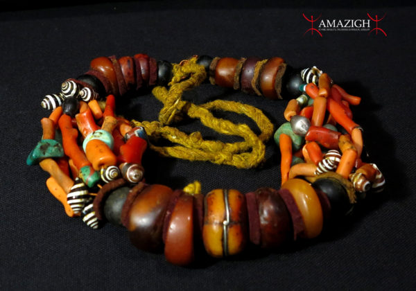 Berber Necklace – Tamegroute, Draa Valley, Morocco