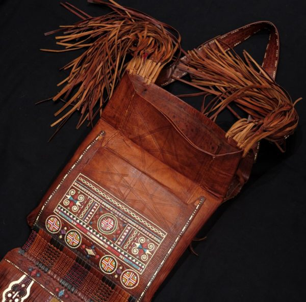 Berber Bag – ZAABOULA – Rif Mountain, North Morocco