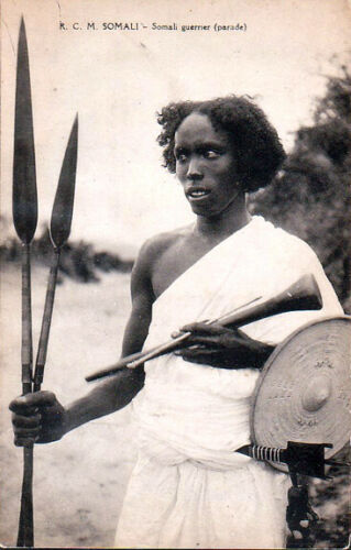 Somali Warrior