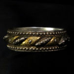 Outstanding Antique Berber Bracelet – MOON & SUN – Northern Morocco