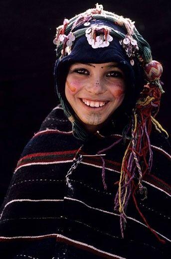 Berber Girl