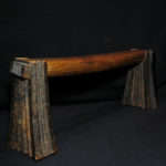 Antique Zulu Headrest – 19th century – South Africa