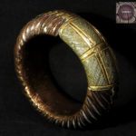 Outstanding Massive Old Bracelet – African Currency – West Africa